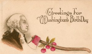 Washington postcard 1