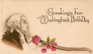Washington postcard 1