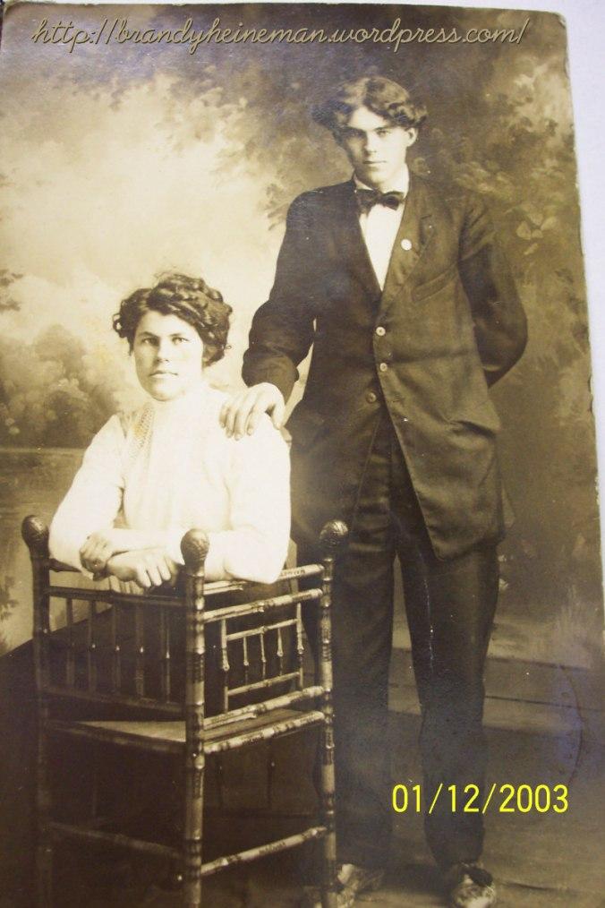 Florence Vanpelt & Jesse Bartoo Wedding