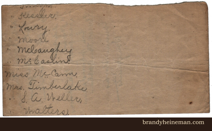 WV WC 24b list of names